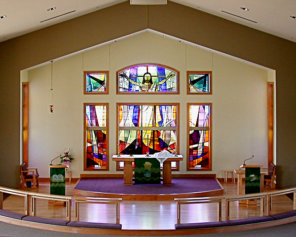 Faith Lutheran Altar