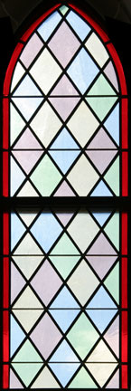 Sacristy windows